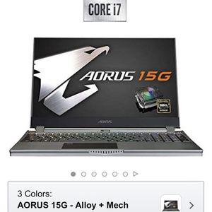 Gigabyte Aorus 15G XB I7 10875H 2070 Super for Sale in Hollywood, FL