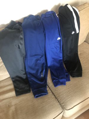 13 Piece Men's Nike Pants Shirts Swim Shorts Size Small Medium for Sale in Garden Grove, CA