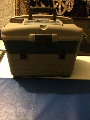 Fishing tackle box for Sale in Ceres, CA