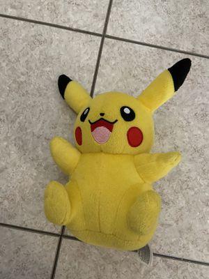 Pokémon teddy bear for Sale in Arlington, VA