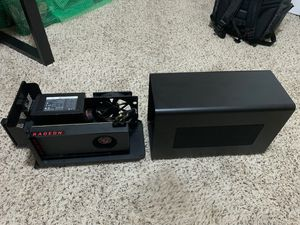 Razer Core X GPU with Radeon Vega 64 for Sale in Harrisonburg, VA