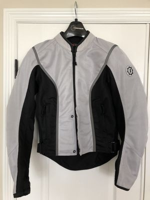 Motorcycle Jacket - Woman's (XS) First Gear Contour for Sale in Clermont, FL