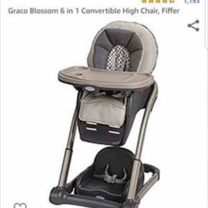 Graco Blossom High Chair for Sale in Stafford, VA