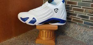 Sz. 9.5 Jordan 14 - hyper blue for Sale in Woodbury, NJ