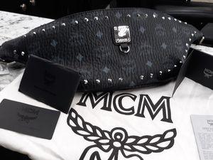MCM Black Fanny Pack for Sale in Phoenix, AZ