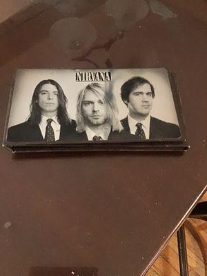 Nirvana cd for Sale in Chesterfield, VA