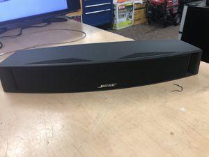 Speaker, Electronics Bose Center Speaker SoundBar VCS-10 .. Negotiable for Sale in Baltimore, MD
