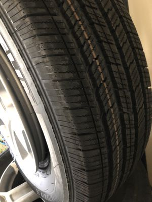 Wheels and tires off 2018 Wrangler. for Sale in Mill Creek, WA