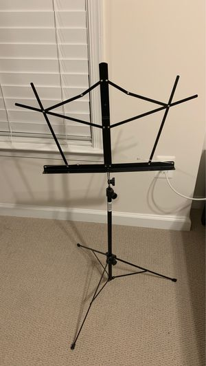 Music sheet stand for Sale in Aldie, VA