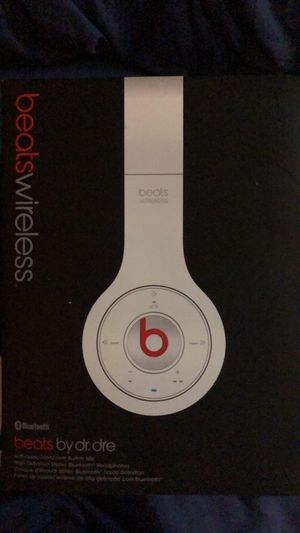 Beats headphones wireless for Sale in Falls Church, VA