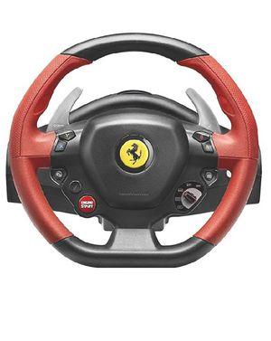Thrustmaster Ferrari 458 Spider Racing Wheel for Xbox One for Sale in Manassas Park, VA