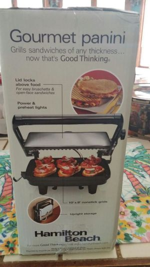 Panini Press - Brand New in Box! for Sale in Broadview Heights, OH