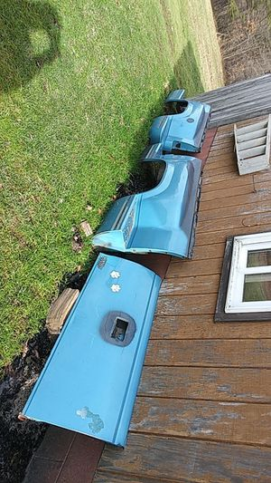 All three for $ 175 or trade for cow hood for 1996 chevy full size for Sale in Coolville, OH