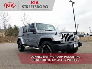 2014 Jeep Wrangler Unlimited for Sale in Streetsboro, OH