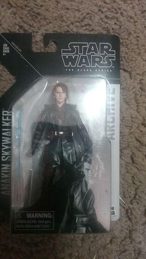 Stars Wars Anakin Skywalker Hasbro toy for Sale in Oroville, CA