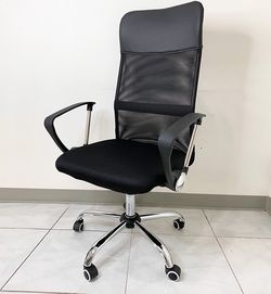 (NEW) $60 High Back Computer Mesh Chair Home Office Adjustable Height for Sale in El Monte,  CA