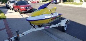 Sea Doo HX w/ Zieman trailer & cover $2350 obo for Sale in Irvine, CA