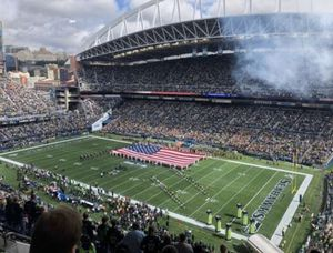 Seahawks vs Ravens for Sale in Bothell, WA