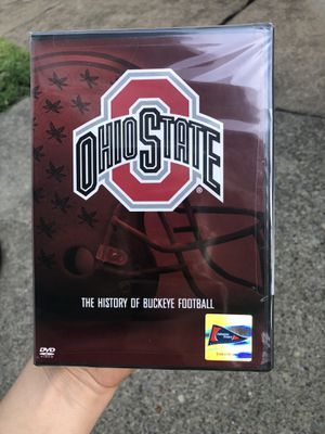 Unopened DVD Ohio State History of Buckeye Football for Sale in Overbrook, WV
