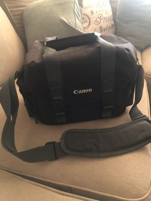 Canon photography bag for Sale in Olympia Heights, FL