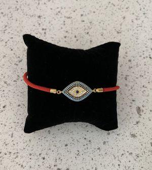 Sterling Silver Evil Eye Bracelet for Sale in San Diego, CA