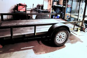 5 x 10 utility trailer for Sale in Spring, TX