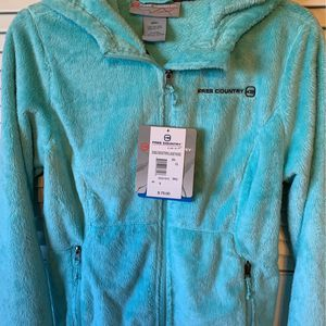 Women's Free Country Fleece Jacket Size Small for Sale in Tacoma, WA