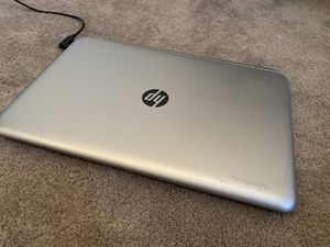 HP touchscreen laptop -15'6 screen for Sale in Sherwood, OR