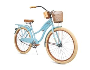 "HUFFY 26"" WOMANS NEL LUSSO CRUISER BIKE -BLUE- for Sale in Phoenix, AZ"