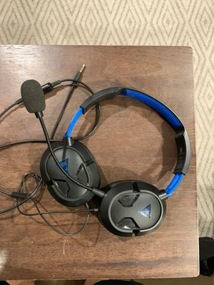 Turtle Beach Gaming Headset for Sale in Costa Mesa, CA