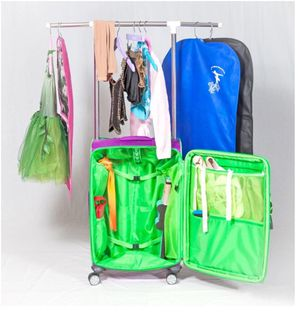 Luggage with garment rack for Sale in Auburn, WA