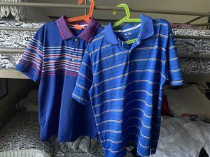 Camisas de niño talla 10 $12 for Sale in Dallas, TX
