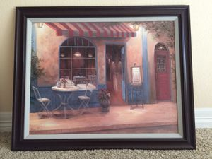 Framed Acrylic Painting for Sale in Colorado Springs, CO
