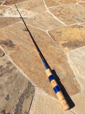Kencor SP4 Tenlew Magnaglas 4' Vintage Ultralight Trout Fishing Rod for Sale in Fullerton, CA