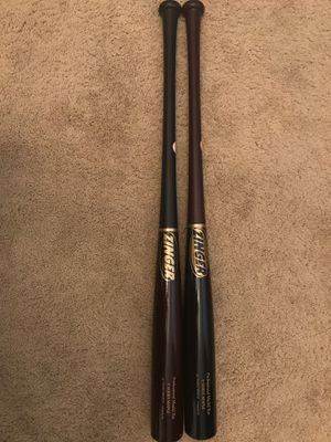 Professional Zinger X Series adult wood baseball bats for Sale in Oviedo, FL