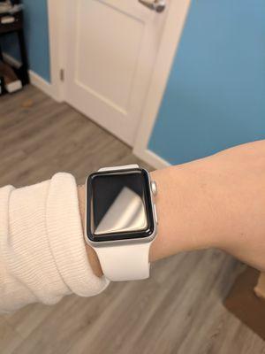 Apple Watch Series 3 38mm LTE for Sale in Renton, WA