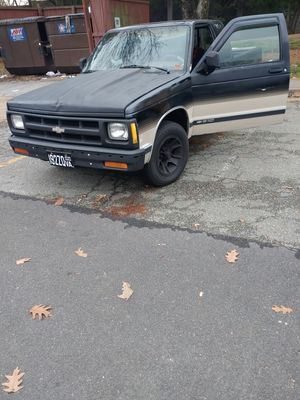Chevy s10 1993 for Sale in North Chesterfield, VA