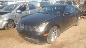 2004 Infinity G35 just for parts for Sale in Phoenix, AZ