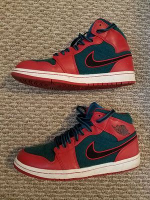 Air Jordan 1 mid size 8.5 for Sale in Tampa, FL