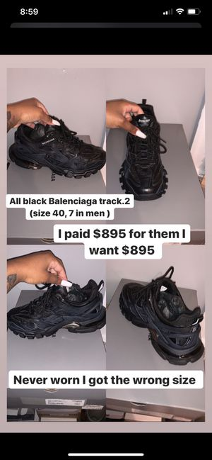 Balenciaga track .2 for Sale in Philadelphia, PA