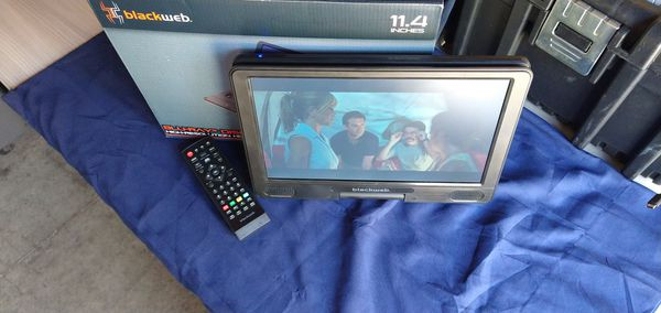 Portable blue-ray DVD player