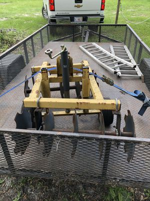 Harrows for Sale in Middleburg, FL