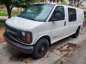 1998 Chevy Express Cargo Van 2500 for Sale in Gilbert, AZ