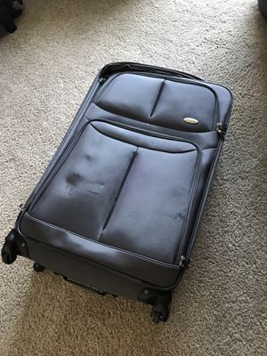 Samsonite extra large luggage for Sale in Meridian charter Township, MI