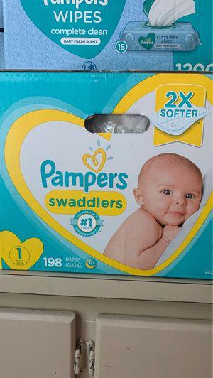 Pampers / Huggies for Sale in San Antonio, TX