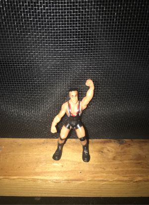Very rare Curt Angle debut action figure for Sale in Bridgeport, PA