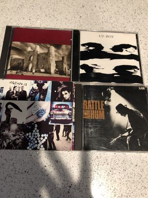 U2 Cd's for Sale in Syosset, NY