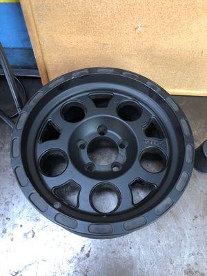 "Jeep jk wheel 16"" for Sale in Mission Viejo, CA"