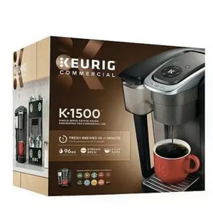 Keurig K1500 Brand New Sealed Box for Sale in Clifton, NJ
