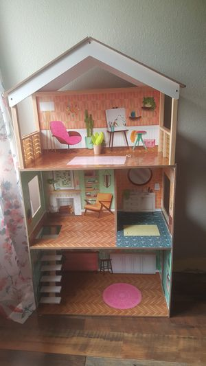 Kidcraft doll house for Sale in Helendale, CA